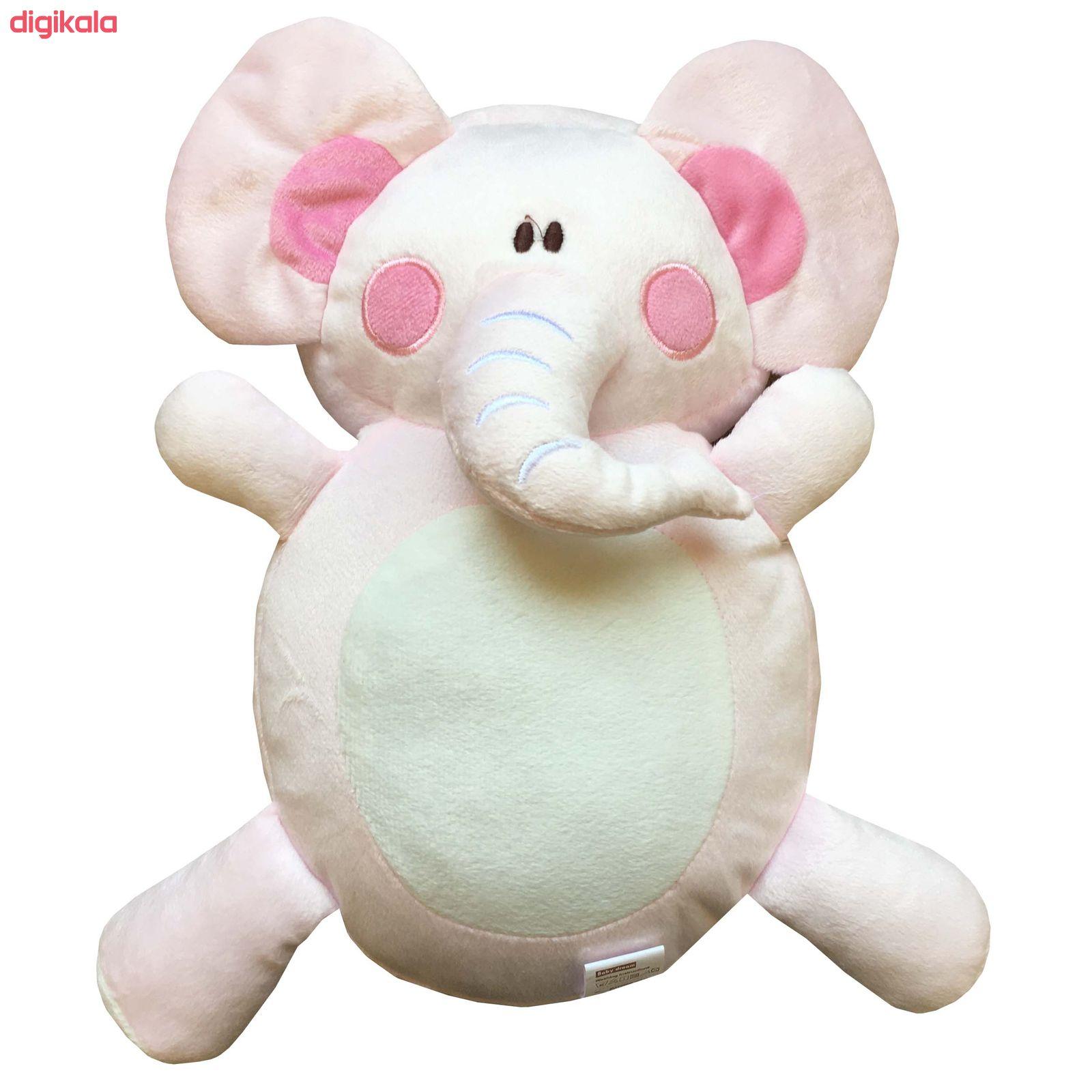 محافظ سر کودک طرح فیل کد 22 main 1 1