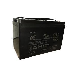 باتری یو پی اس 12 ولت 100 آمپر ساعت صبا باتریمدل 12SB 100