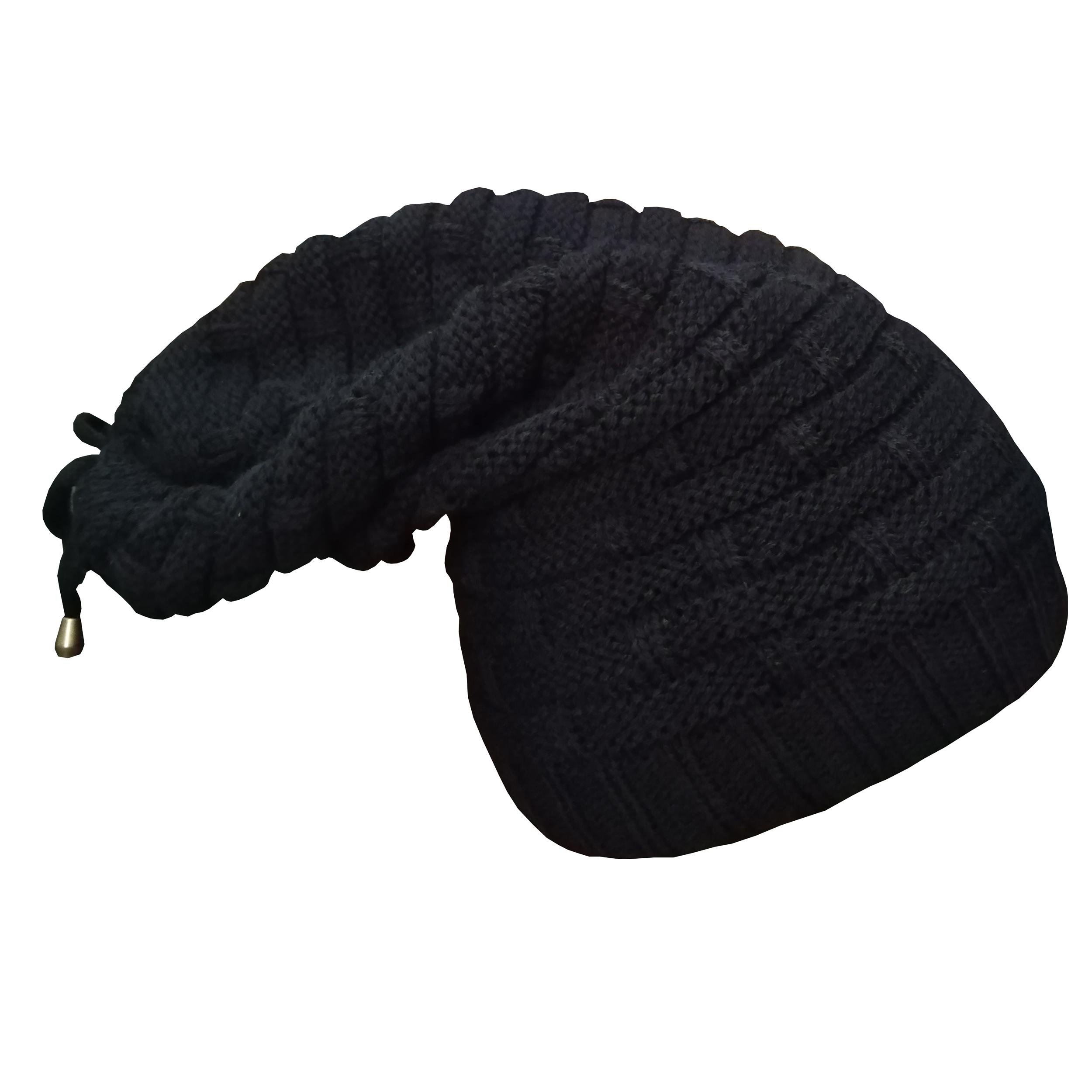 کلاه بافتنی مدل shalli115