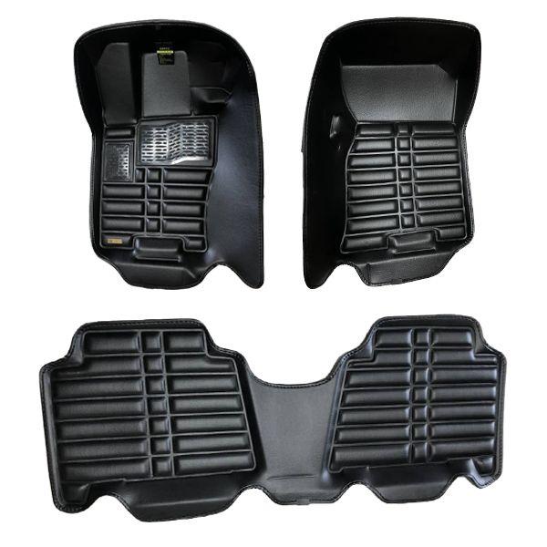 کفپوش سه بعدی خودرو مدل ای ام تی سیکد 0132 مناسب برای کیا موهاوی
