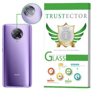 محافظ لنز دوربین تراستکتور مدل CLP مناسب برای گوشی موبایل شیائومی Redmi K30 Pro Zoom بسته 3 عددی
