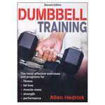 کتاب  DUMBBELL TRAINING اثر ALLENHEDRICK انتشارات HUMAN KINETICS