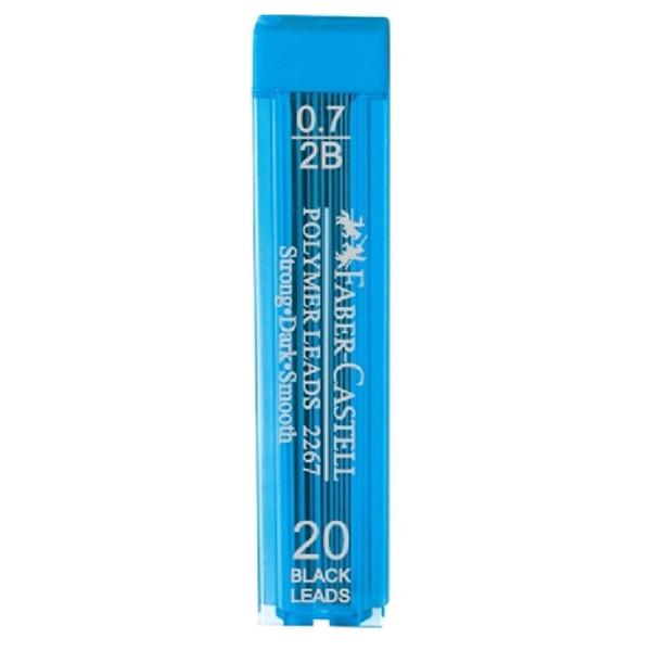 نوک مداد نوکی 0.7 میلی متری فابر کاستل مدل 2267