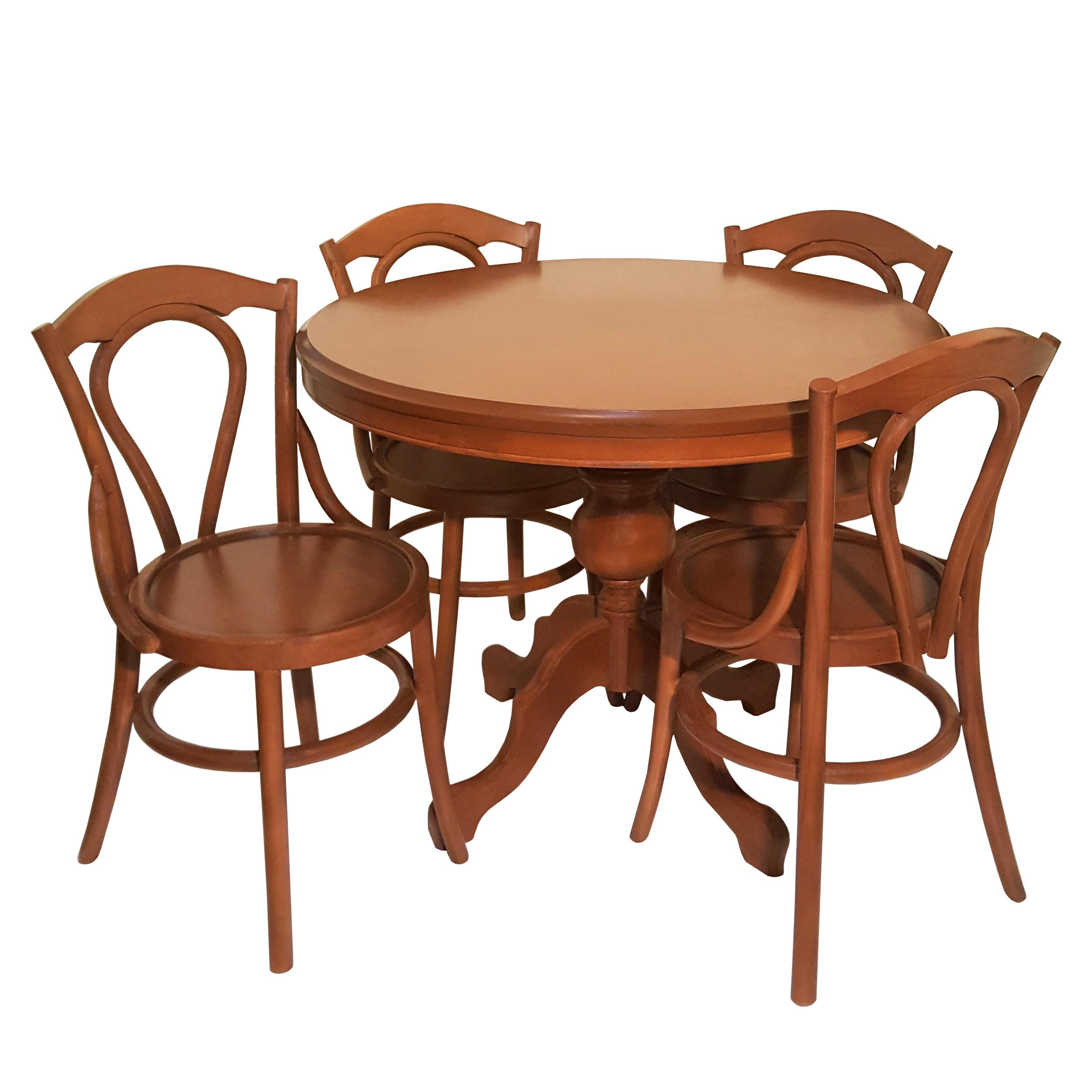 میز و صندلی ناهارخوری مدل 301.4