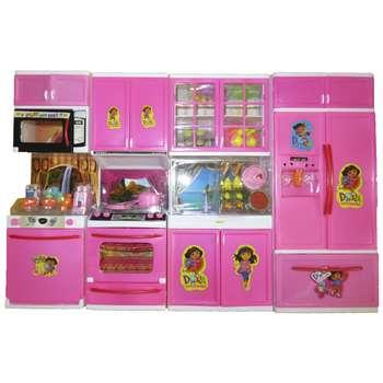 ست اسباب بازی آشپزخانه مدل jasdi45
