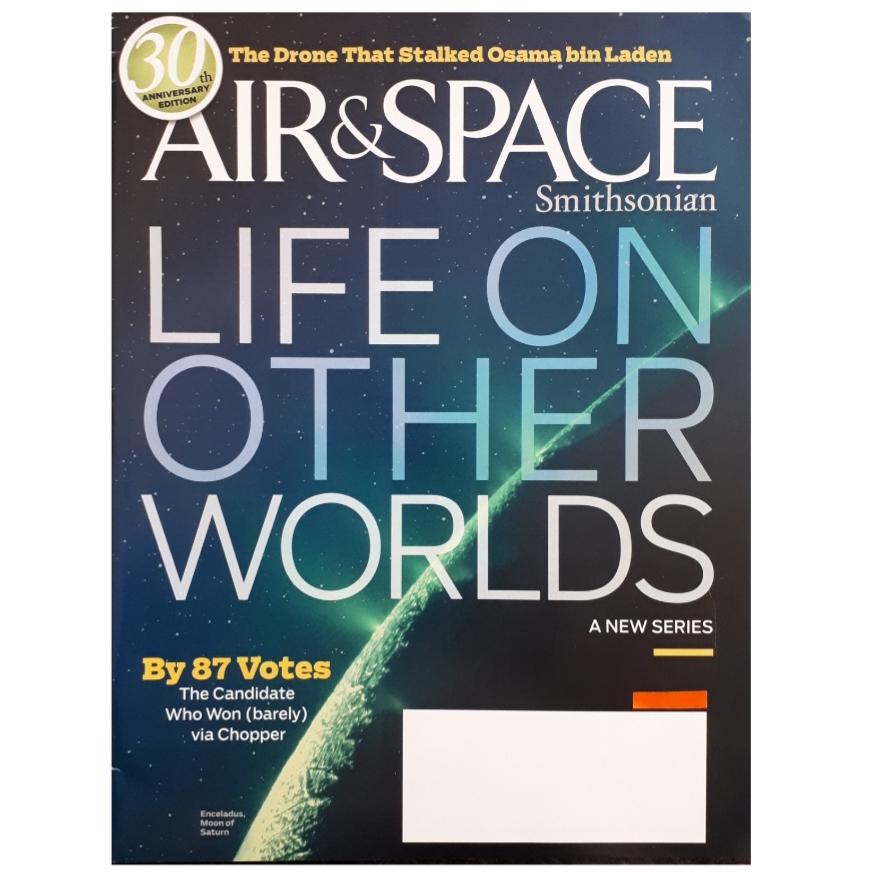 مجله هوا و فضا مي 2016