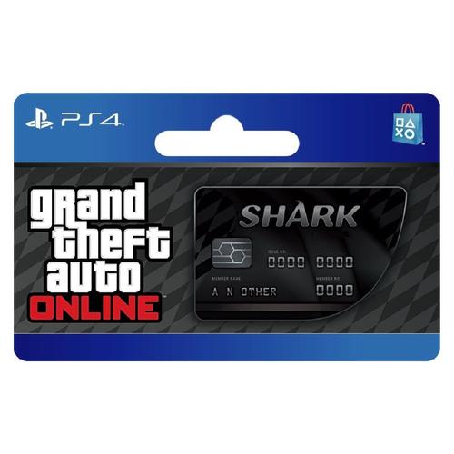 گیفت کارت 1,250,000 اعتباری مدل GTAV1250PS گریت شارک