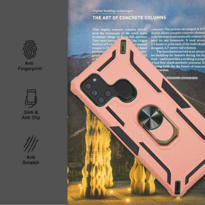 کاور ژنرال مدل DCR21 مناسب برای گوشی موبایل سامسونگ Galaxy A21s thumb 2 17