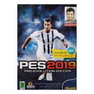 بازی PES 2019 + آپدیت 2021 + گزارش فارسی عادل فردوسی پور مخصوص PC نشر عصر بازی