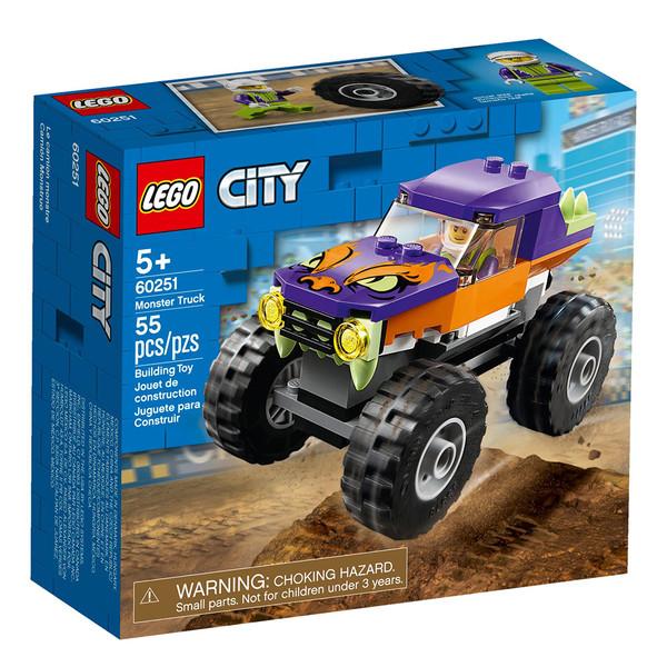 لگو سری City مدل Monster Truck 60251