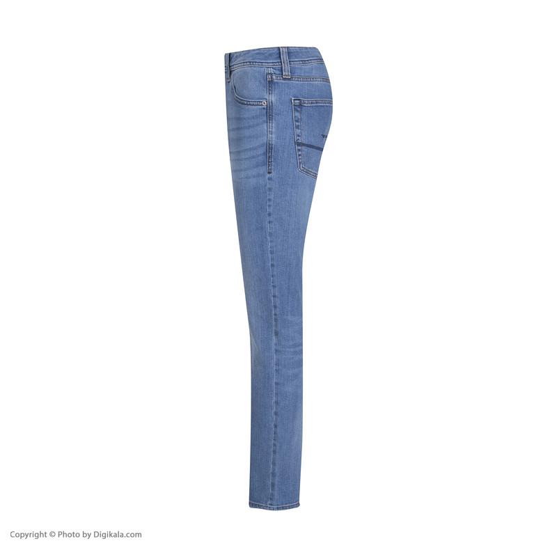 شلوار جین مردانه کالینز مدل CL1019139-BLEACHTROYWASH