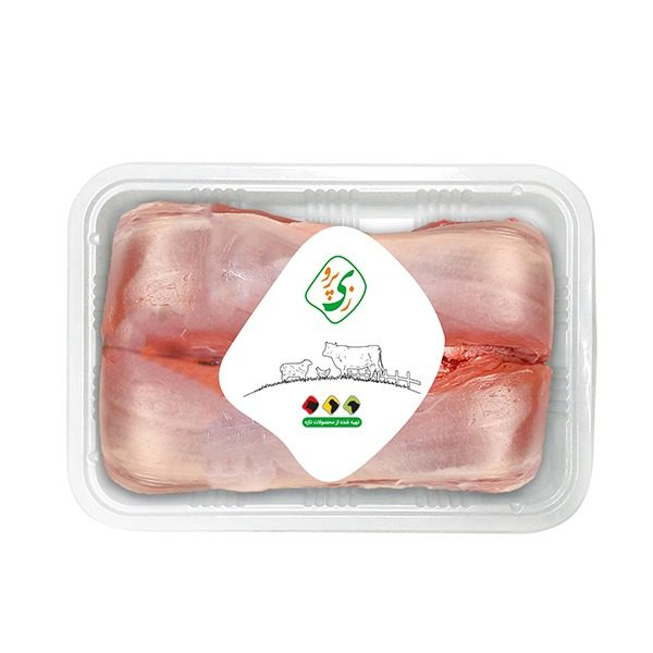 راسته بدون استخوان گوسفند زی پرو - 1 کیلوگرم