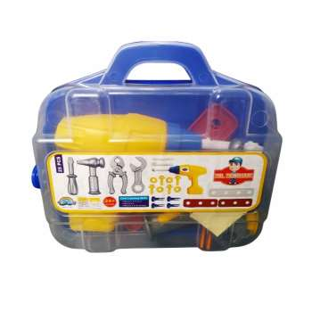 ست اسباب بازی ابزار مکانیکی کد 24