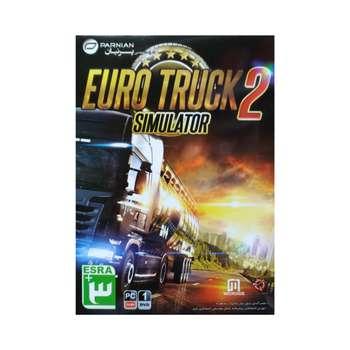بازی EUTO TRUCK 2 مخصوص PC
