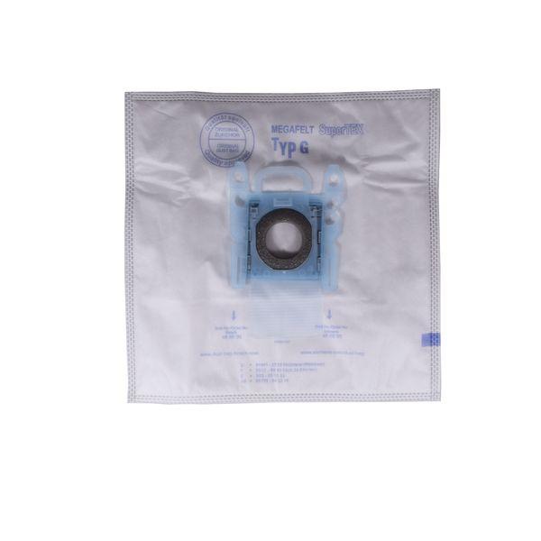 کیسه جاروبرقی مدل VZ52AFG1  مناسب برای انواع جارو برقی تایپ G بسته 5 عددی