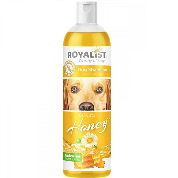 شامپو سگ رویالیست مدل Honey Extract حجم 400 میلی لیتر