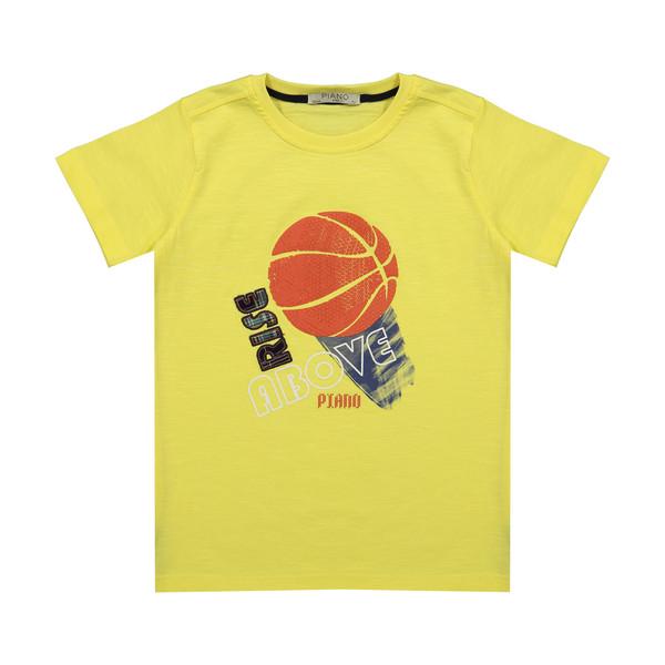 تی شرت پسرانه پیانو مدل 01533-16
