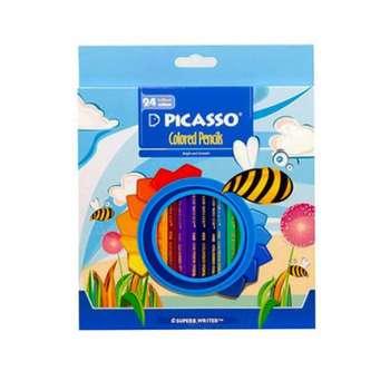 مداد رنگی 24 رنگ پیکاسو کد 88746