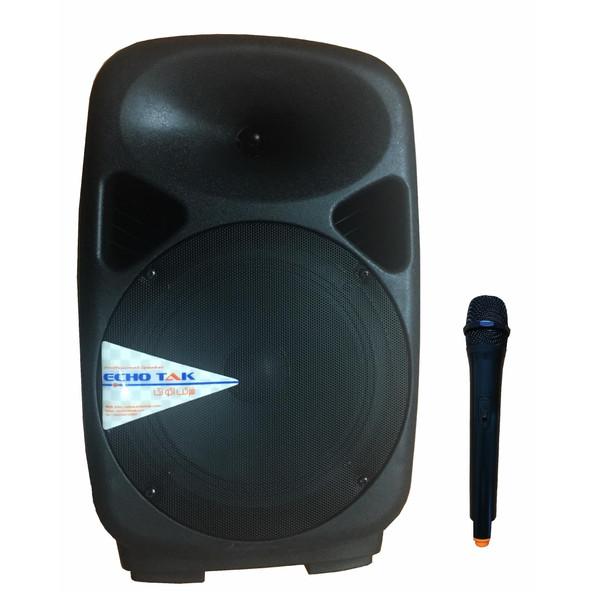 پخش کننده خانگی اکوتک مدل ET-520 به همراه میکروفن بی سیم