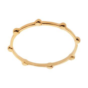 انگشتر طلا 18 عیار زنانه سنجاق مدل X090577