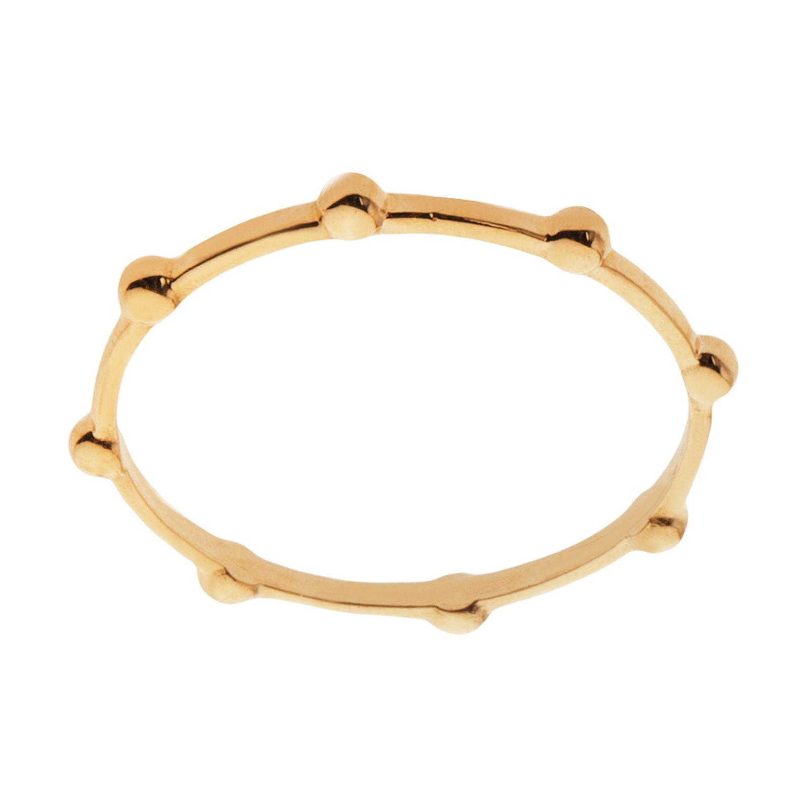 انگشتر طلا 18 عیار زنانه سنجاق مدل X090577 -  - 2