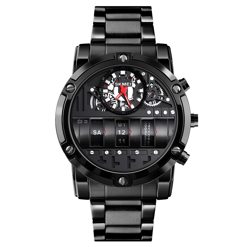 ساعت مچی عقربه ای مردانه اسکمی مدل 1558M              ارزان