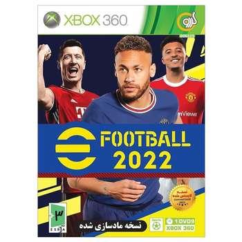 بازی eFootball PES 2022 مخصوص XBOX 360 نشر گردو