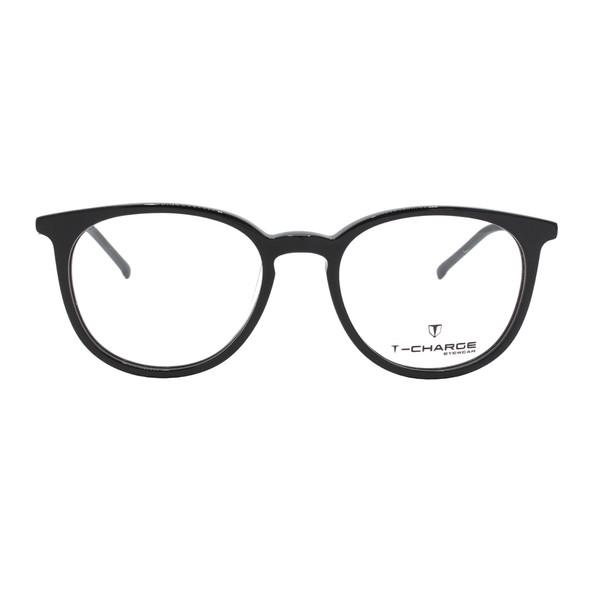 فریم عینک طبی مردانه تی-شارج مدل T6055 - A01
