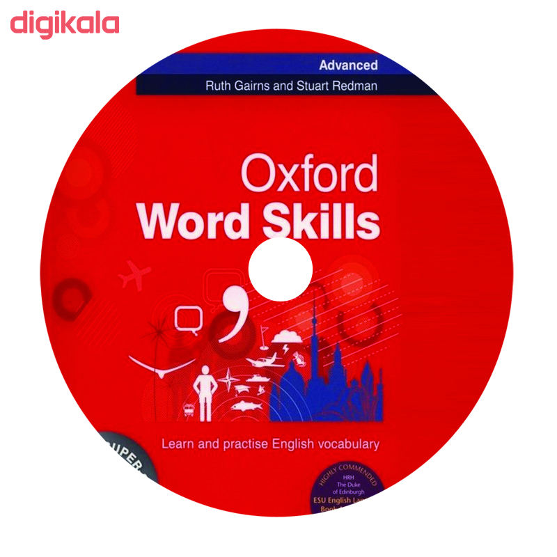 کتاب  Oxford Word Skills Advanced اثر Ruth Gairns and Stuart Redman انتشارات الوند پویان main 1 1