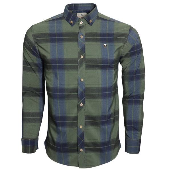 پیراهن آستین بلند مردانه مدل ch410022