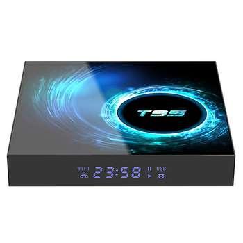تصویر اندروید باکس مدل T95 4-32