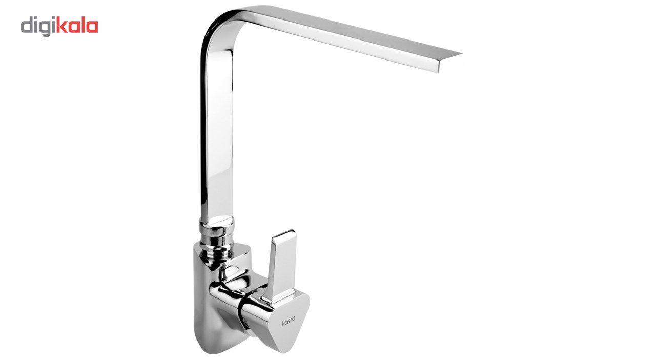 شیر آشپزخانه کسری مدل مهتاب کروم main 1 1