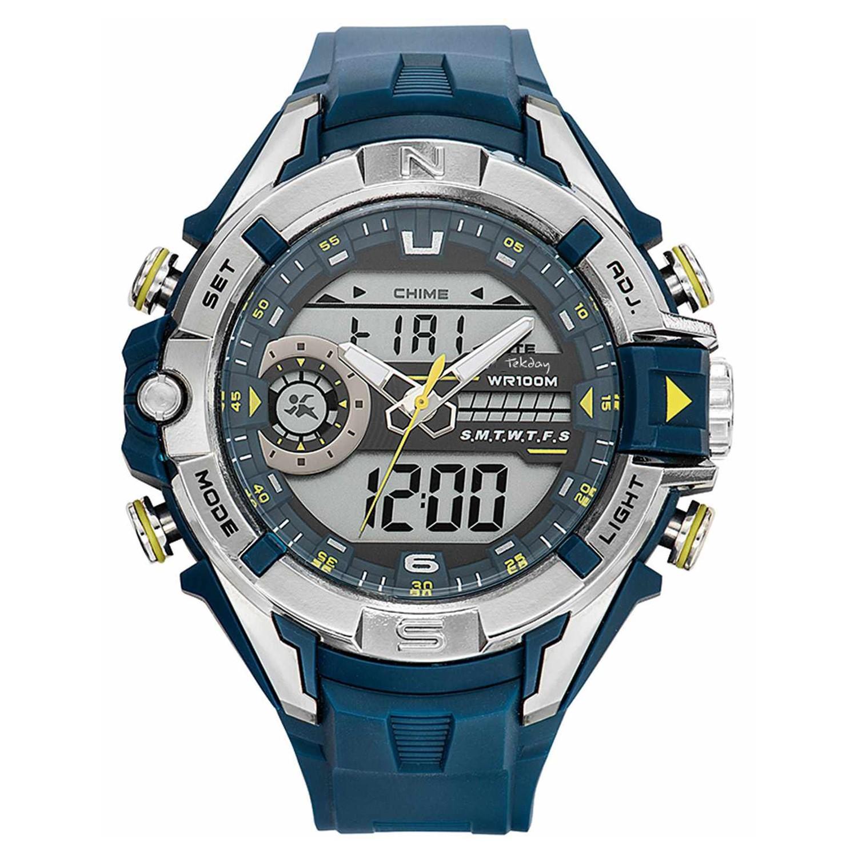 ساعت مچی عقربهای مردانه تِک دی مدل 655938