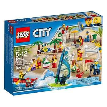 لگو سری City  مدل People Pack 60153