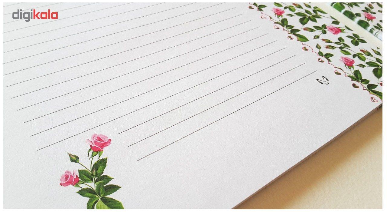 کاغذ یادداشت ستوده کد sbox032 سایز A4 بسته 50 عددی main 1 3