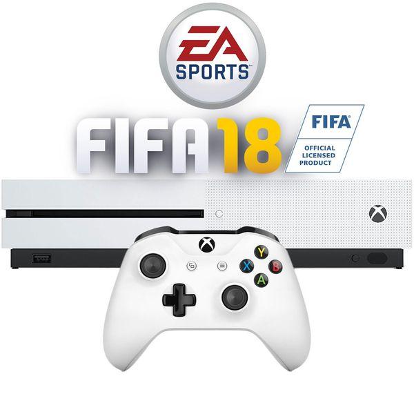 کنسول بازی مایکروسافت مدل Xbox One S ظرفیت 500 گیگابایت