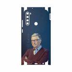 برچسب پوششی ماهوت مدل Bill Gates-FullSkin مناسب برای گوشی موبایل شیائومی Redmi Note 8