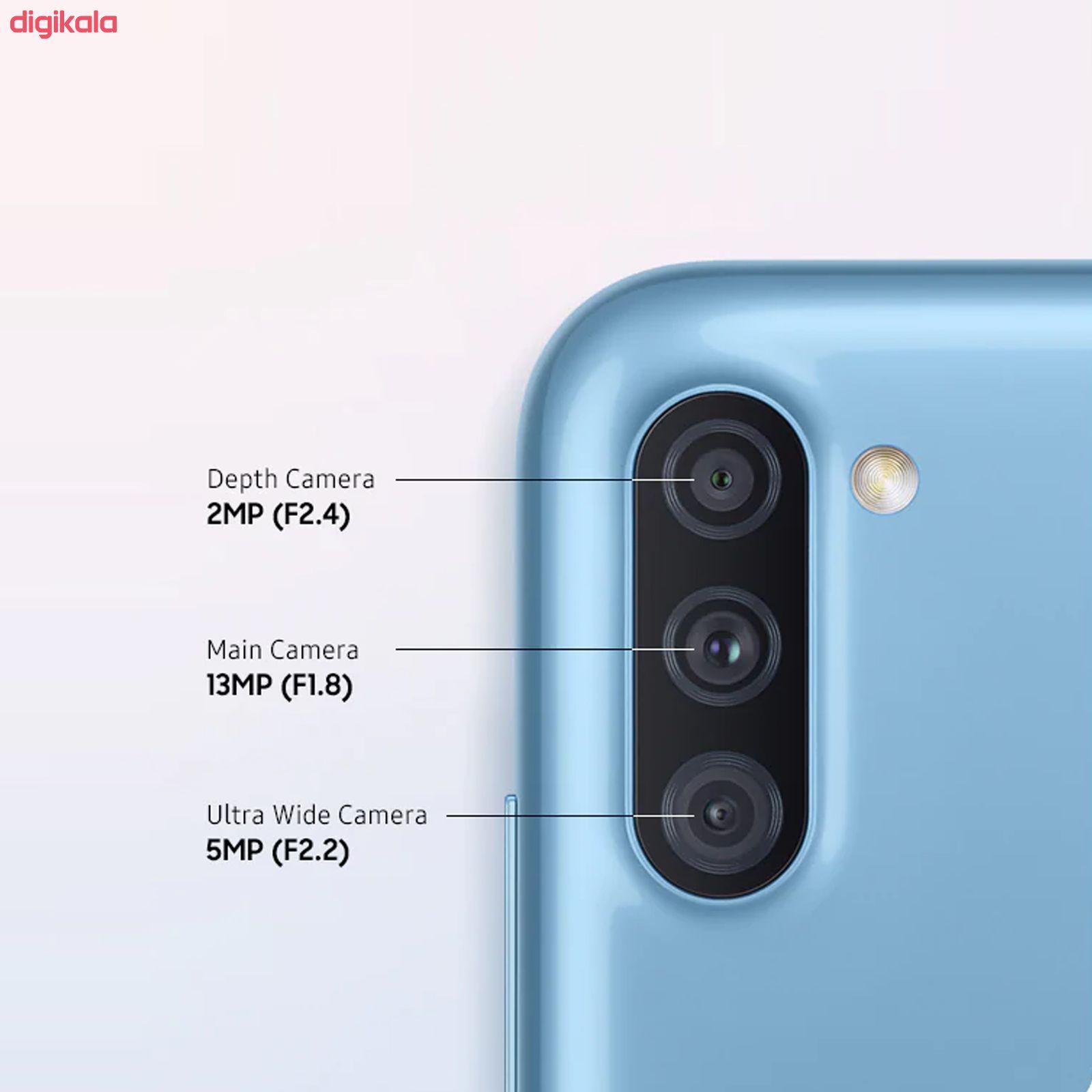 گوشی موبایل سامسونگ مدل Galaxy A11 SM-A115F/DS دو سیم کارت ظرفیت 32 گیگابایت با 2 گیگابایت رم main 1 8
