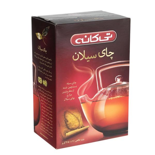چای سیاه تی کانه مدل Ceylon مقدار 450 گرم