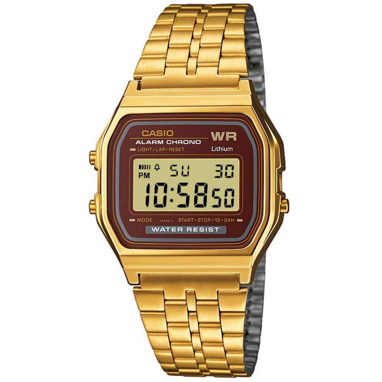 ساعت مچی دیجیتال مردانه کاسیو مدل A159WGEA-5DF              👙
