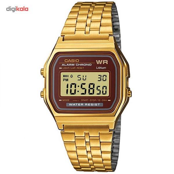 ساعت مچی دیجیتال مردانه کاسیو مدل A159WGEA-5DF             قیمت