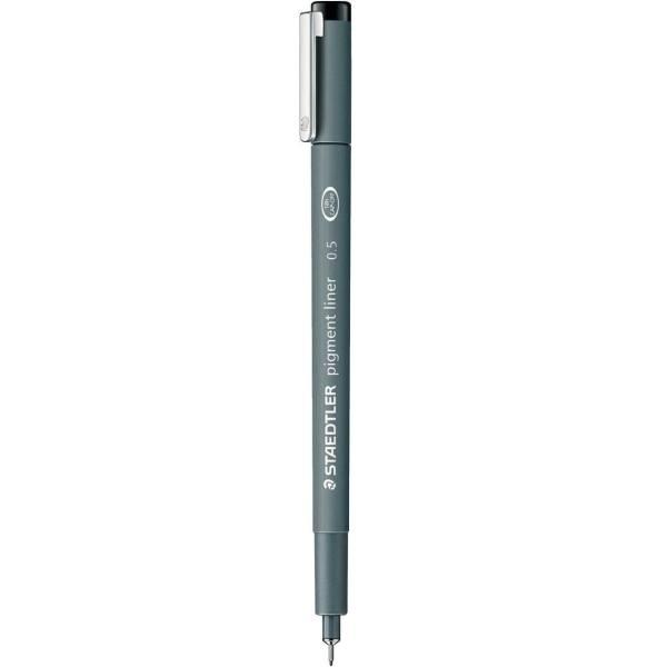 راپید استدلر مدل 308 Pigment Liner با قطر نوشتاری 0.5 میلی متر