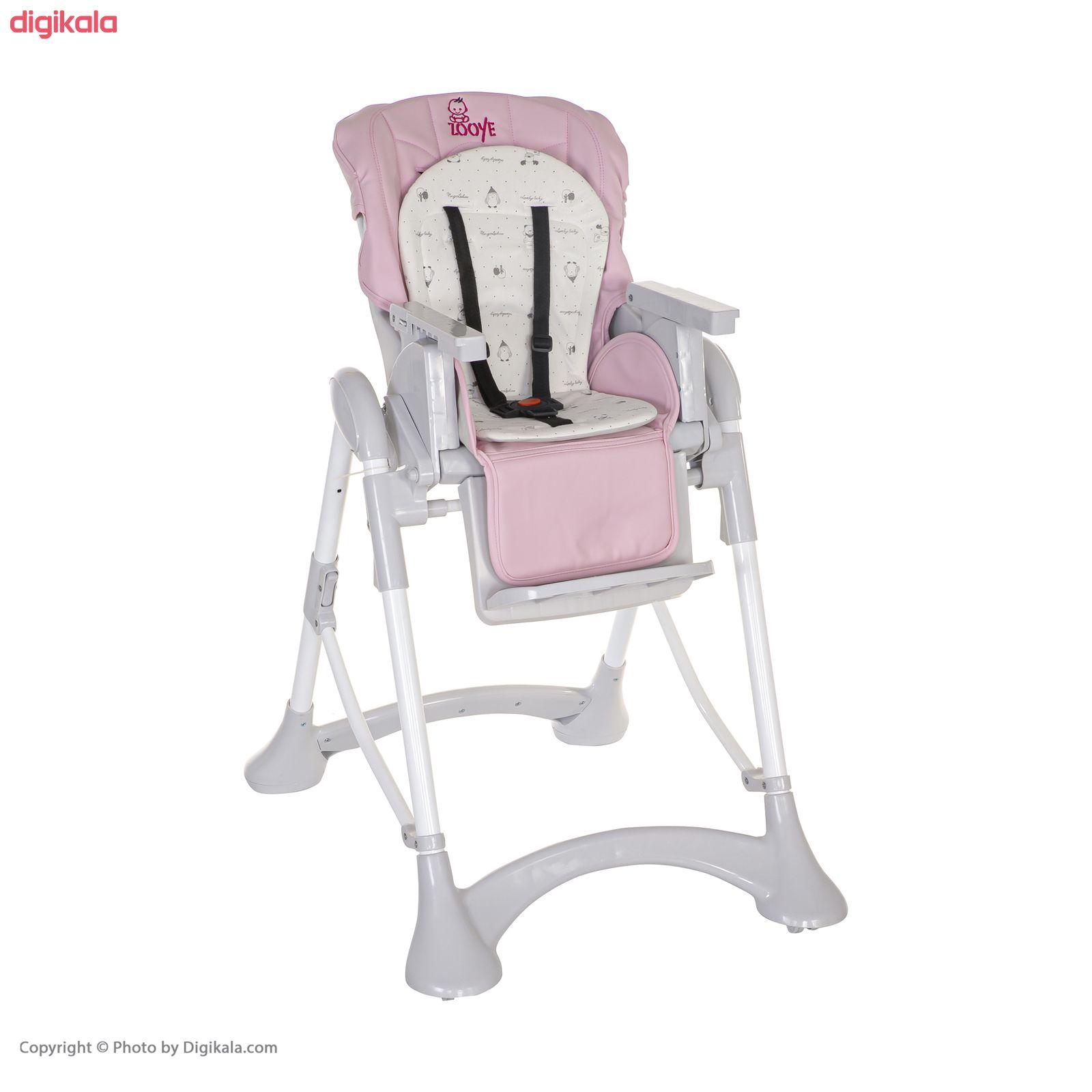 صندلی غذاخوری کودک زویی مدل Z110-2 main 1 3