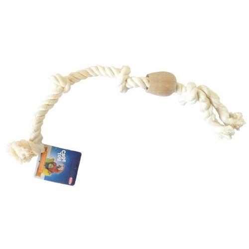 طناب آویز طوطی سانان نوبی مدل Climbing Ropes Cotton سایز 67 سانتیمتر