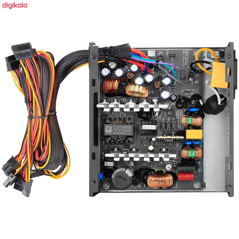 منبع تغذیه کامپیوتر گرین مدل GP300A-ECO Rev3.1 main 1 2