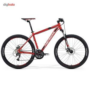 دوچرخه کوهستان مریدا مدل Big Seven 40 MD سایز 27.5 - سایز فریم 15