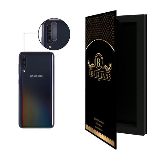 محافظ لنز دوربین رزلیانس مدل RLP مناسب برای گوشی موبایل سامسونگ Galaxy A50
