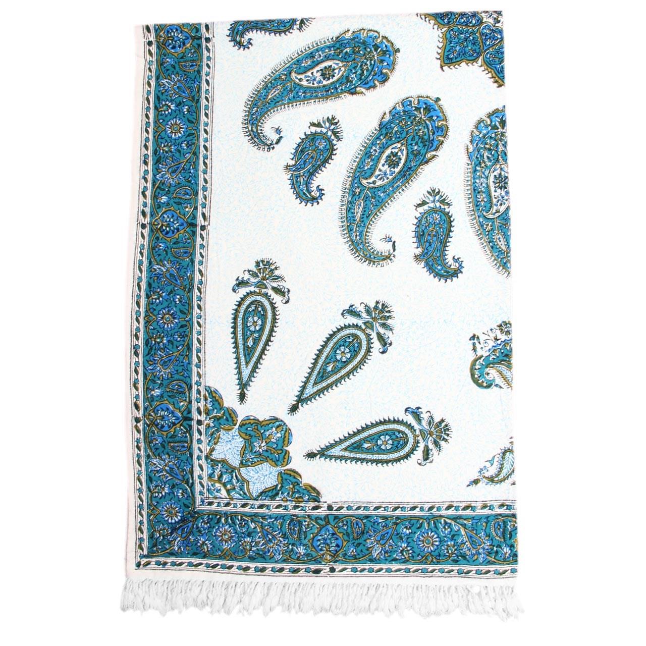 سفره قلمکار اصفهان گالری مند کد MS36 سایز 150