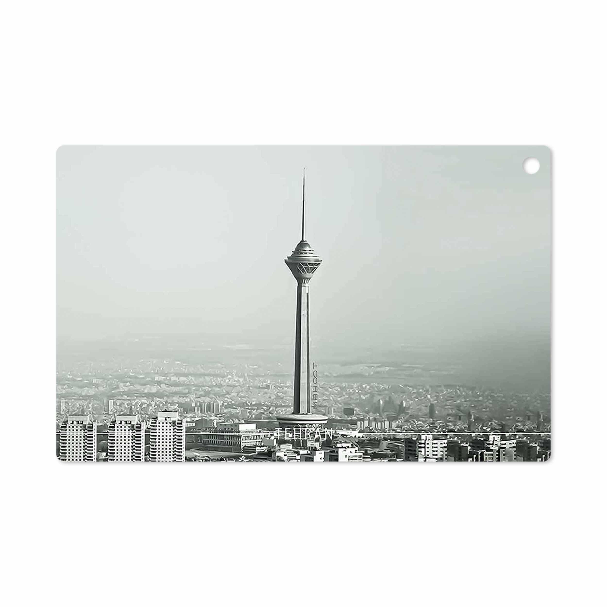 بررسی و خرید [با تخفیف]                                     برچسب پوششی ماهوت مدل Tehran City مناسب برای تبلت سونی Xperia Tablet Z LTE 2013                             اورجینال