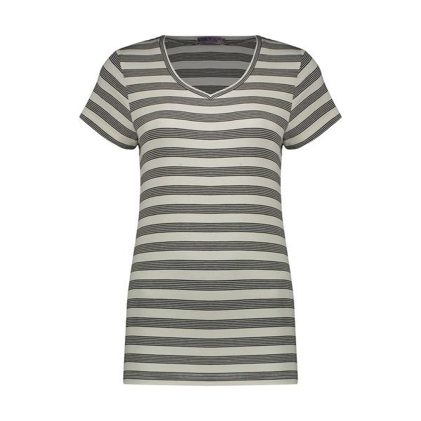 تی شرت آستین کوتاه زنانه پاتن جامه مدل 131631000072000